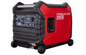 Do I have to ground my predator 3500?