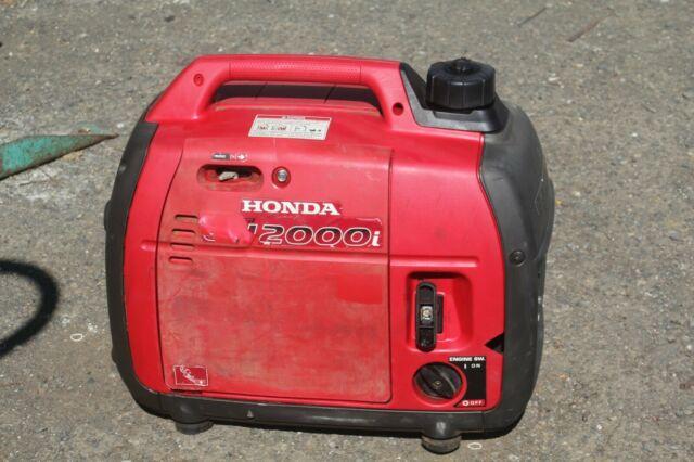 Honda eu2000i vs Predator 3500