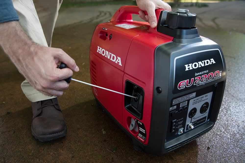 Honda EU2200i will not start – How to Fix